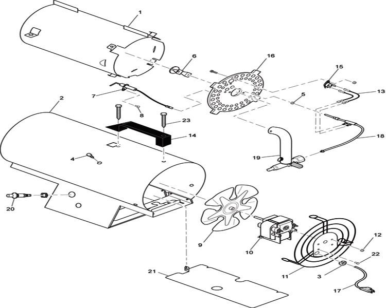 lp heater diagram